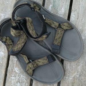 Teva water shoes